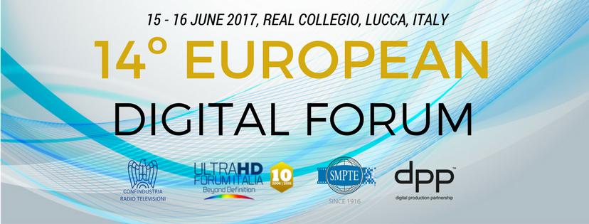 14th European Digital Forum