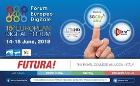 15th European Digital Forum