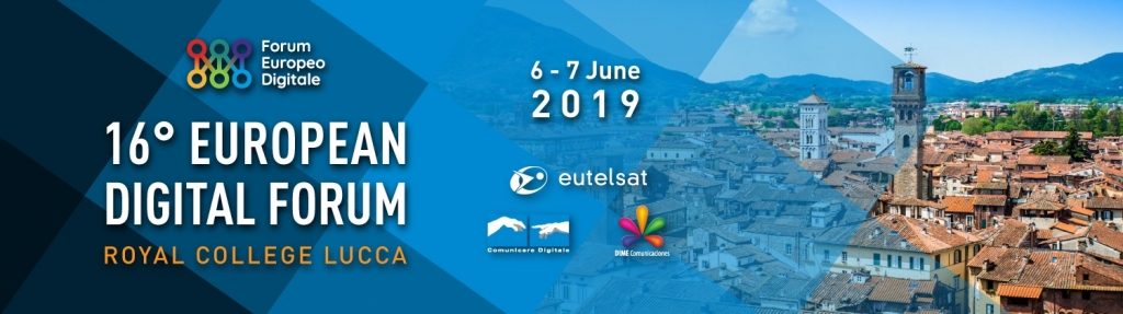 16th European Digital Forum