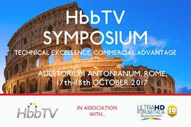 HbbTV Symposium Rome